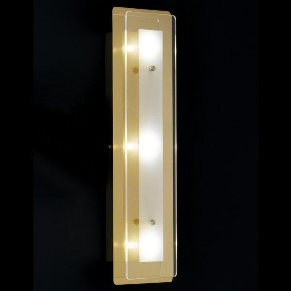 STILVOLLE UND MODERNE LED WANDLAMPE MIT 12 WATT