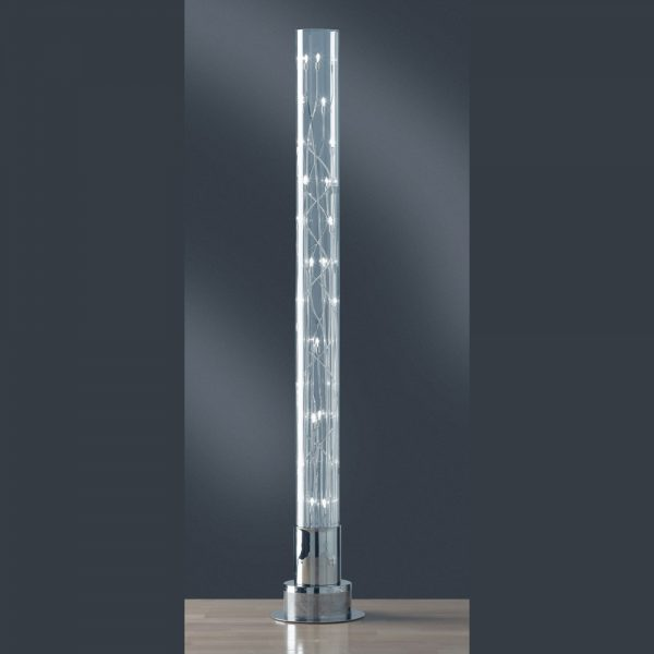 Extravagante Stehlampe