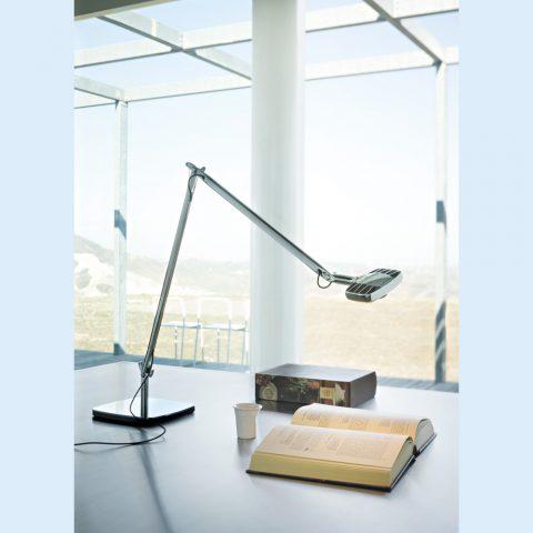 LUCE PLAN OTTO WATT LED Schreibtischlampe-0