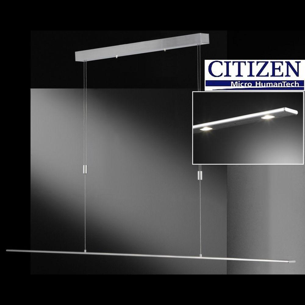 led h ngelampe dimmbar h henverstellbar 180 cm lang. Black Bedroom Furniture Sets. Home Design Ideas