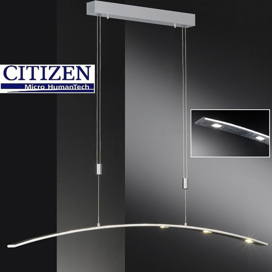 LED Hängelampe dimmbar höhenverstellbar