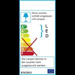 LED Tischlampe dimmbar & Farbtemperatur variabel