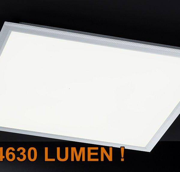 LED Deckenlampe dimmbar mittels Fernbedienung