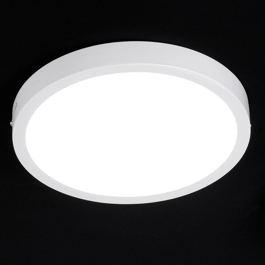 LAMPEN online kaufen wie hier die 2000 Lumen starke Deckenlampe in ...