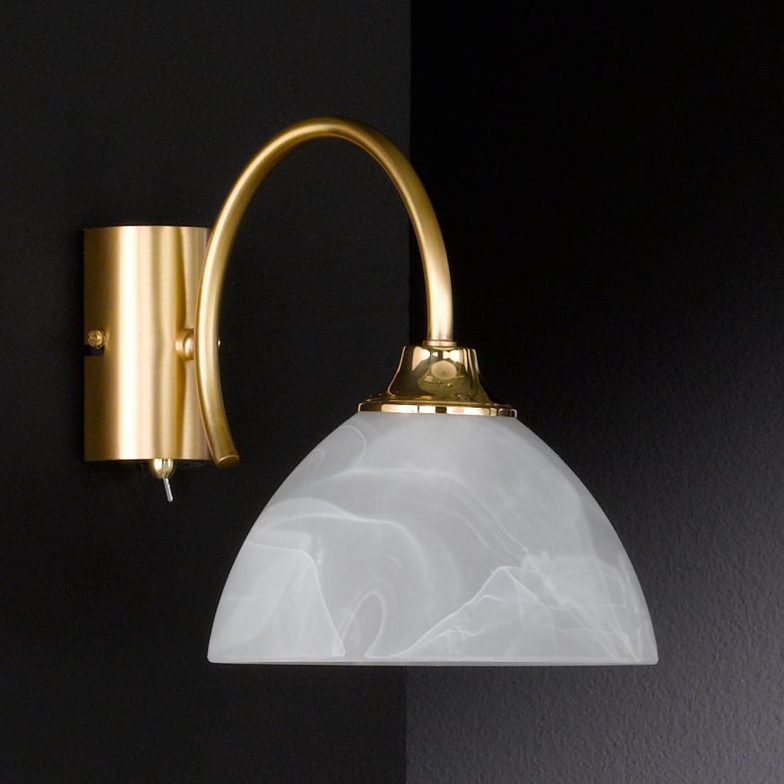 LEUCHTE als Ausleger Wandlampe mit perfektem Licht ONLINE KAUFEN