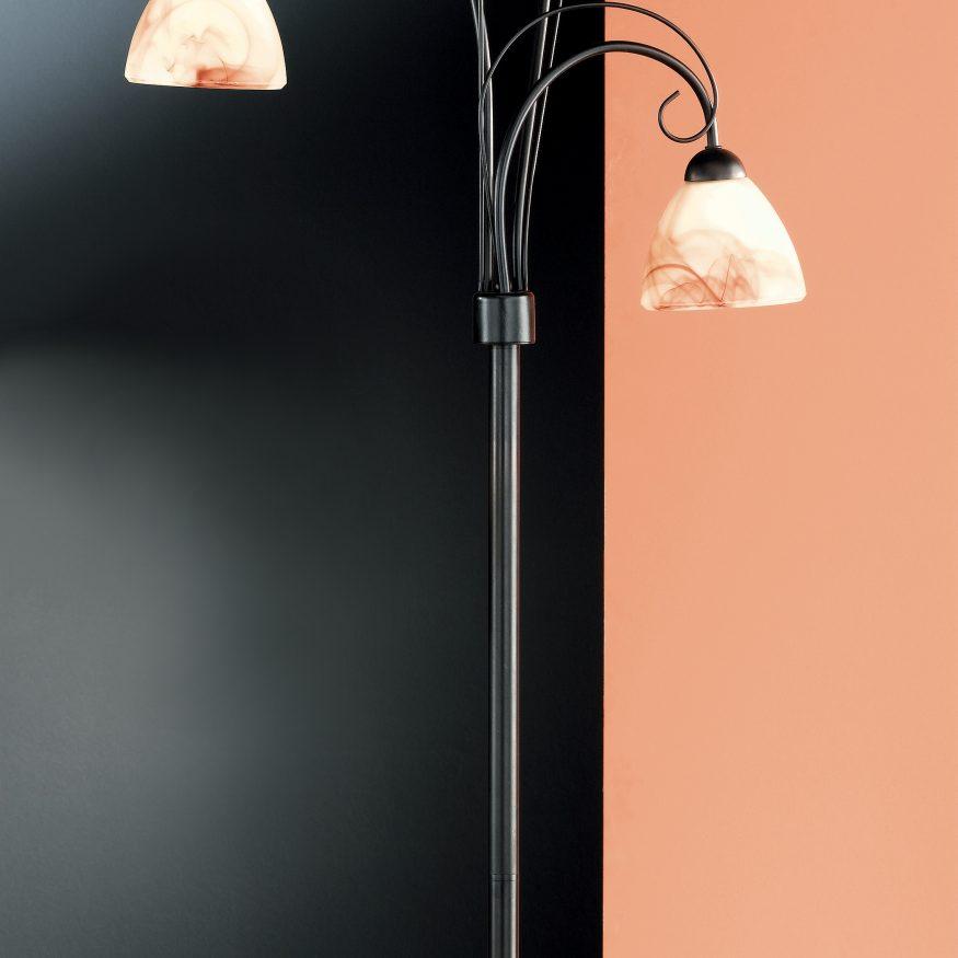 lampe Lampenschirm Wandlampe Deckenlampe G9  E14 Ersatzglas Glasschirm glas