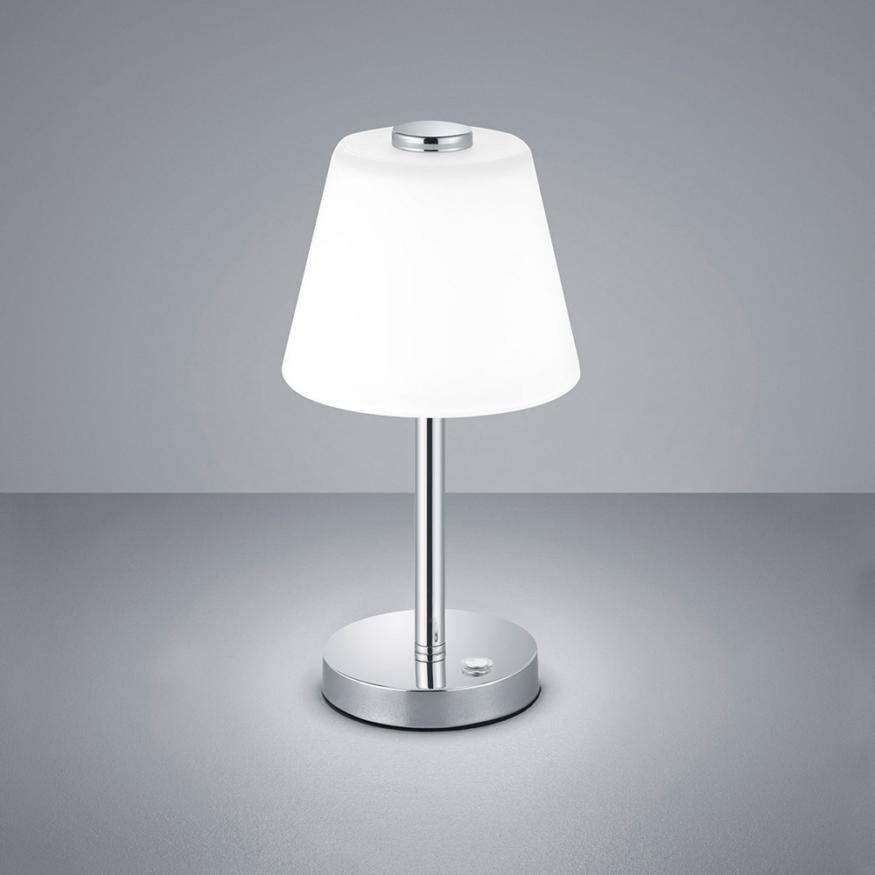 LED Tischlampe mit inetgriertem Dimmer