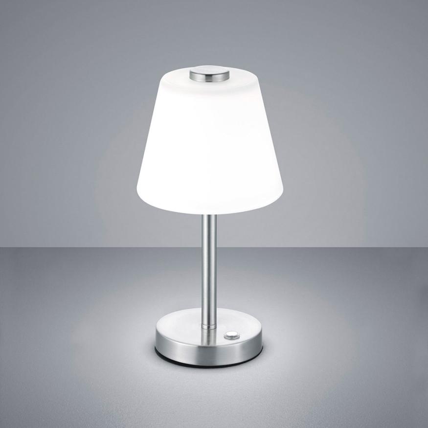 Tischlampe mit dimmbarem LED Licht