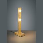 Dimmbare LED Tischleuchte mit einstellbarer Lichtfarbe