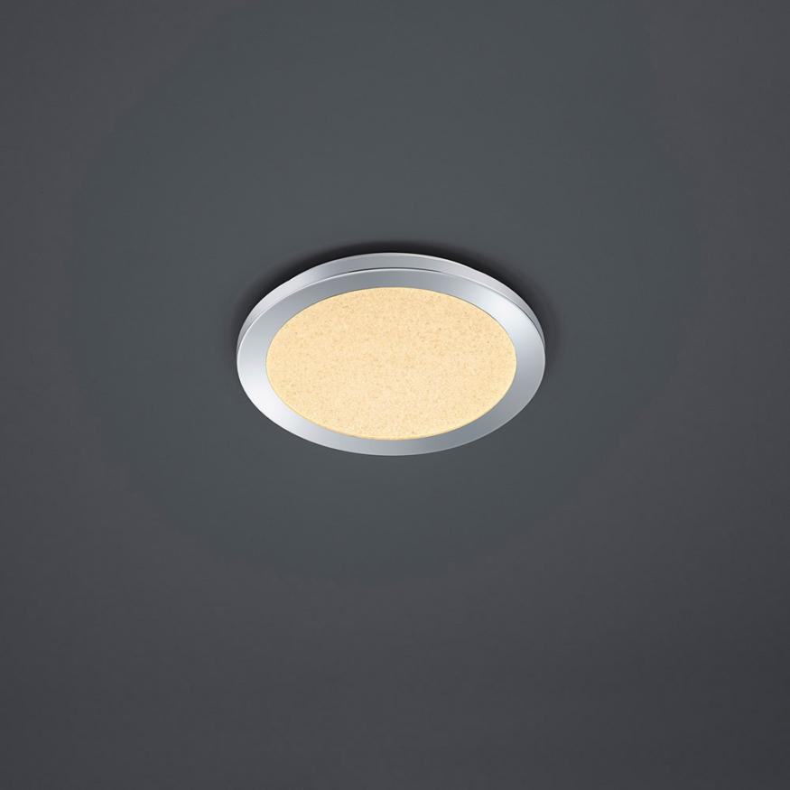 LED Deckenleuchte mit Dimmfunktion per vorhandenem Lichtschalter