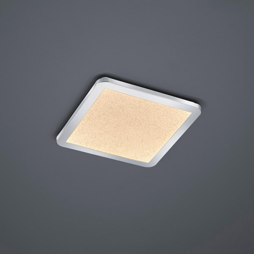 LED Deckenleuchte mit Dimmer integriert