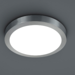 Deckenlampe LED flach & inklusive Switch Dimmer