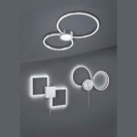 Deckenleuchte inklusive LED + Switch Dimmer easy bedienbar